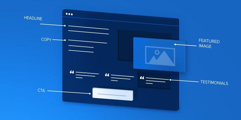 khái niệm Landing Page là gì