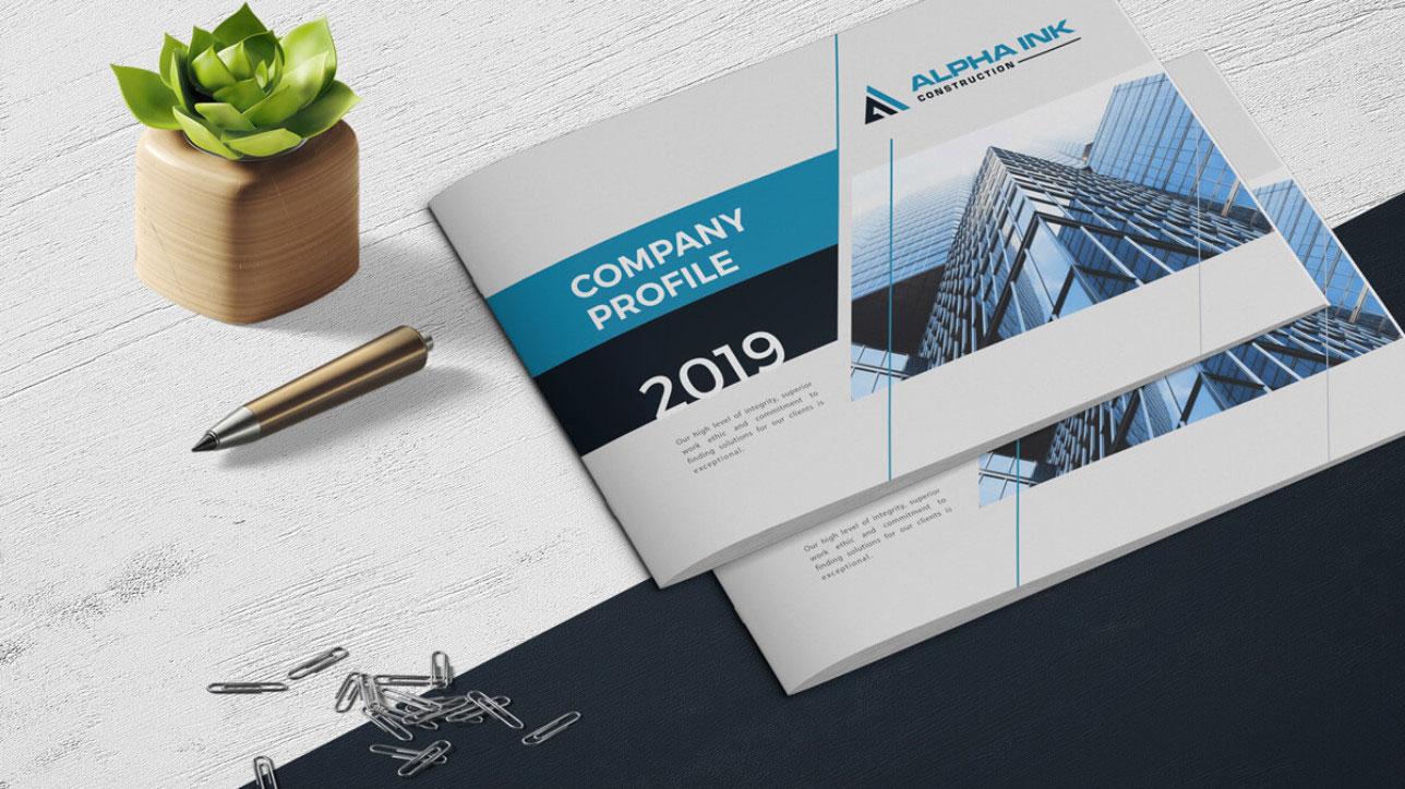 Cách trình bày profile dành cho công ty mới thành lập