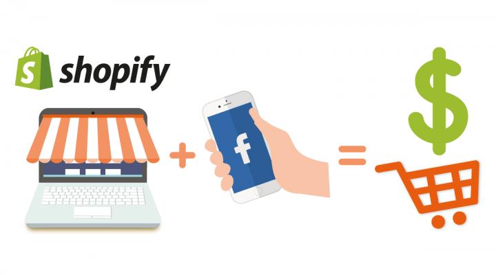 Lợi ích của việc bán hàng trên Shopify là gì - Có thể tích hợp với social media
