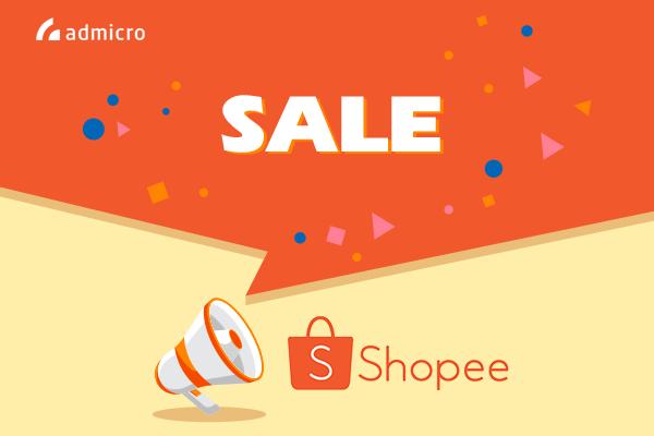 shopee 11.11 - ngày hội mua sắm