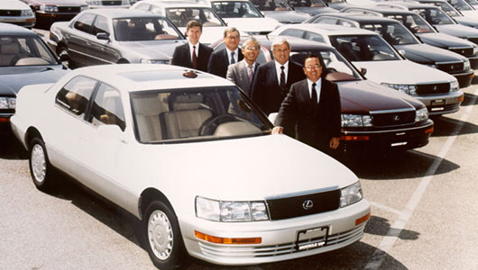 Chiến lược Marketing của Lexus- Thương hiệu xa xỉ