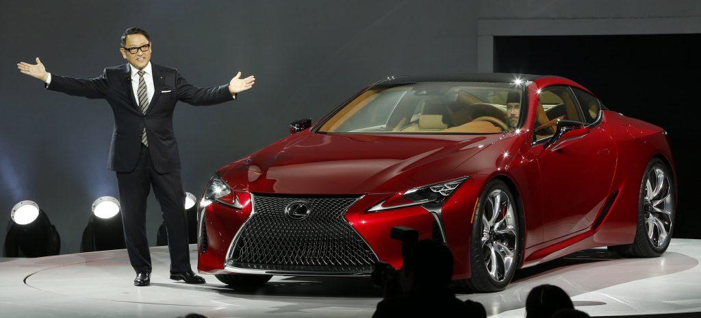 Chiến lược Marketing của Lexus- Kiểu dáng mẫu mã hoàn hảo