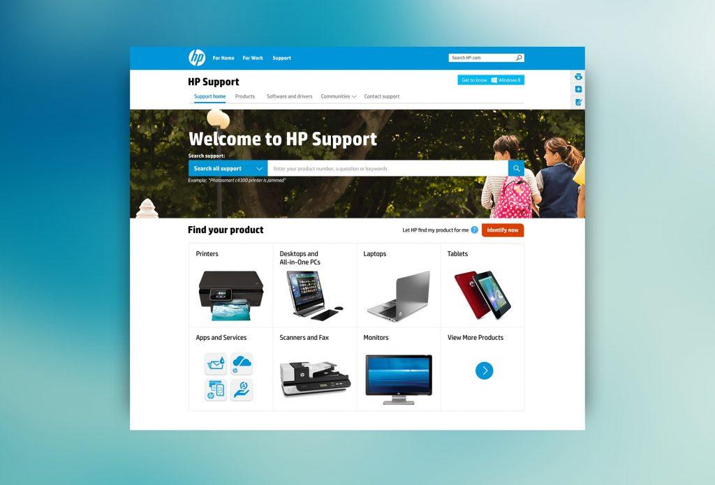 Chiến lược marketing của HP- Bán hàng trên internet