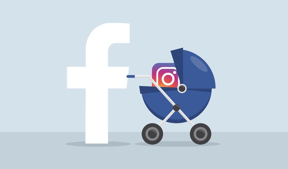 Instagram là Facebook mới?