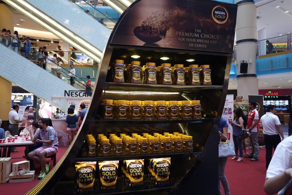 Chiến lược Marketing của Nescafe- Dễ dàng mua hàng ở bất cứ đâu