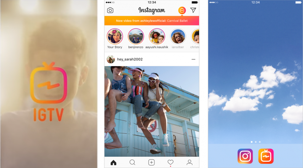 cập nhật mới của Instagram