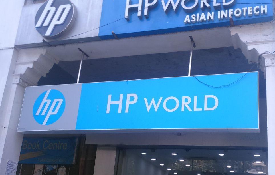 Chiến lược marketing của HP- HP world