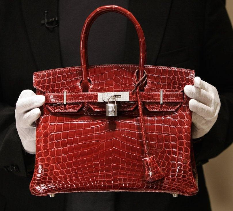 chiến lược Marketing của Hermès- Marketing ngầm