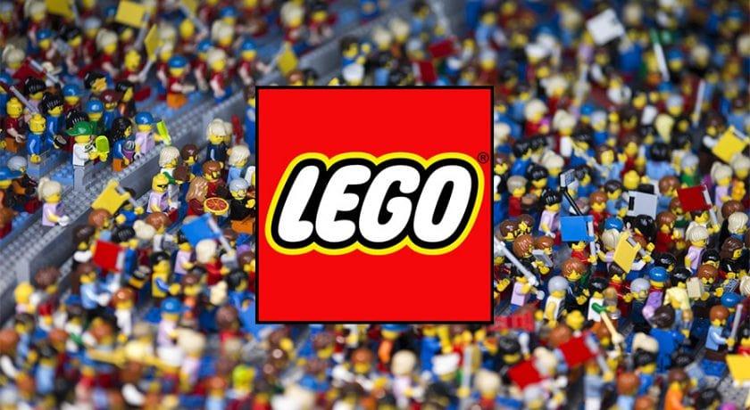 chiến lược Marketing của Lego