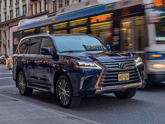 Chiến lược marketing của Lexus