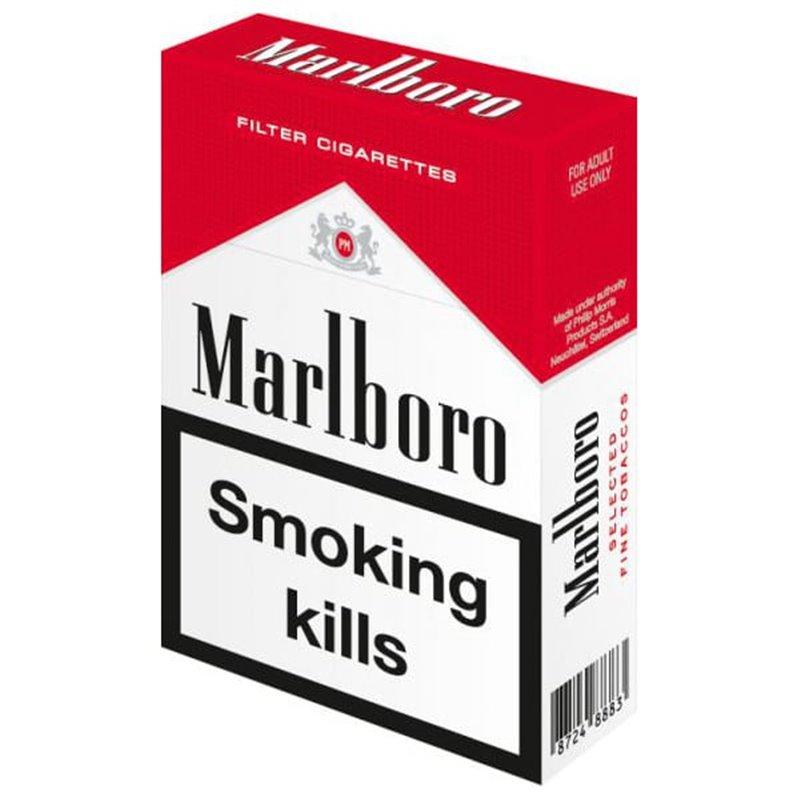 chiến lược Marketing của Marlboro- Điểm sáng về bao bì