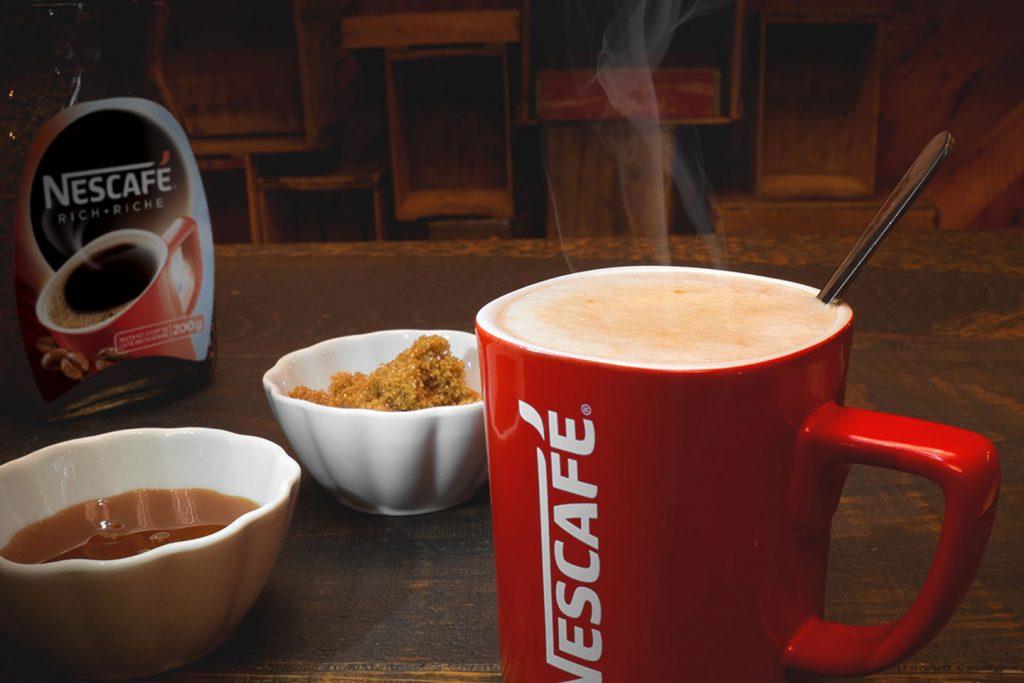 Chiến lược Marketing của Nescafe- Hương vị đậm đà