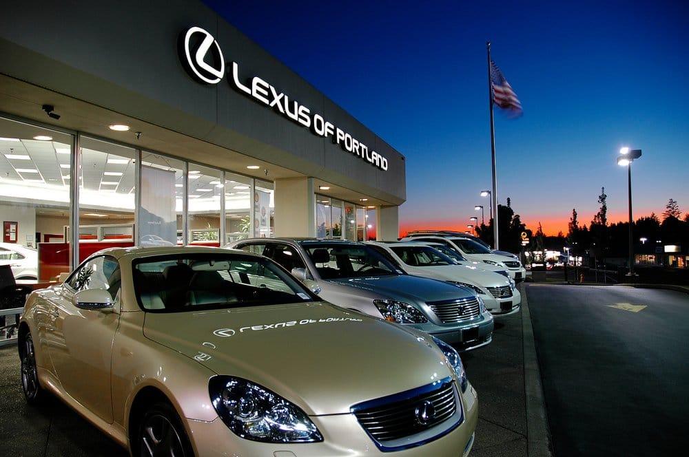 Chiến lược Marketing của Lexus- Đúng người , đúng địa điểm