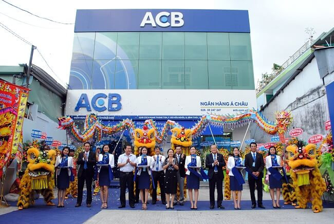 Chiến lược Marketing của ngân hàng ACB- Chiến lược phủ sóng toàn quốc