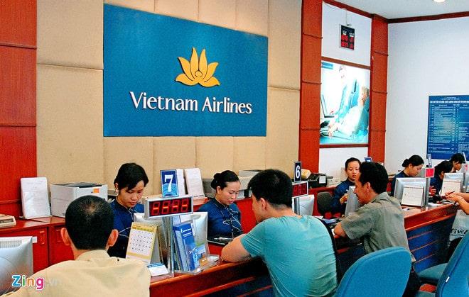 Chiến lược Marketing của Vietnam Airlines- Phân phối đại lý toàn quốc