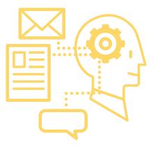 lợi thế của email marketing của admicro - Đội ngũ biên tập nội dung chất lượng - sáng tạo
