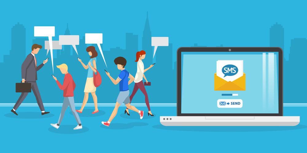 Tin nhắn thương hiệu kết nối trực tiếp với khách hàng 24/7