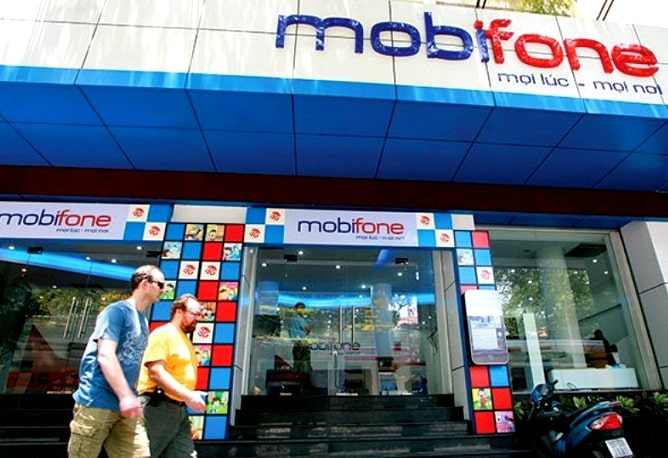 Những chiến lược Marketing của Mobifone- Mạng lưới phân bố rộng rãi