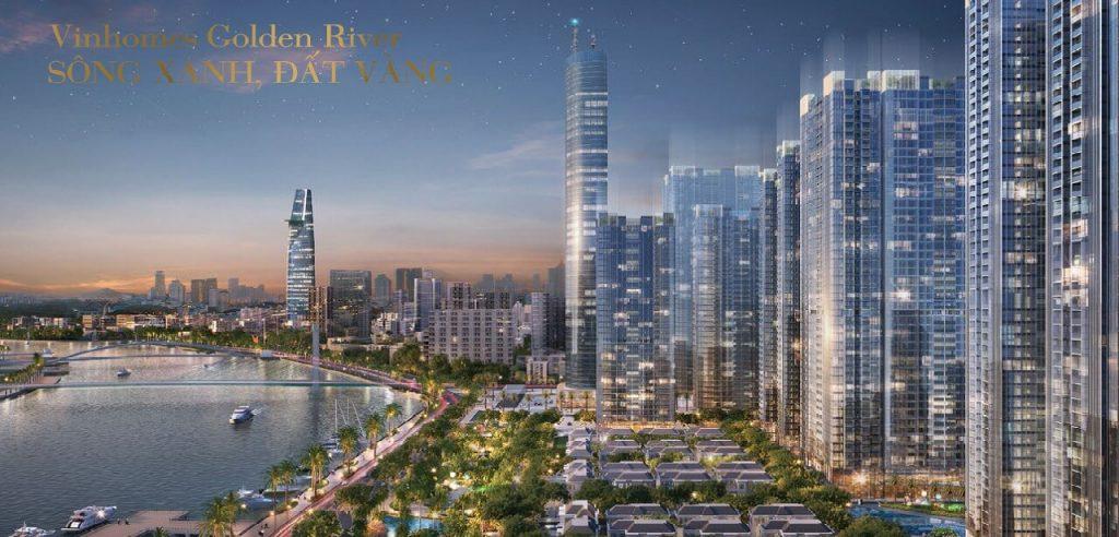 Dự án Vinhomes Bason ở quận 1 TP. Hồ Chí Minh
