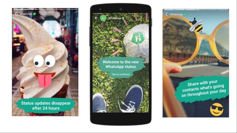 Ứng dụng WhatsApp cuối cùng cũng chèn quảng cáo
