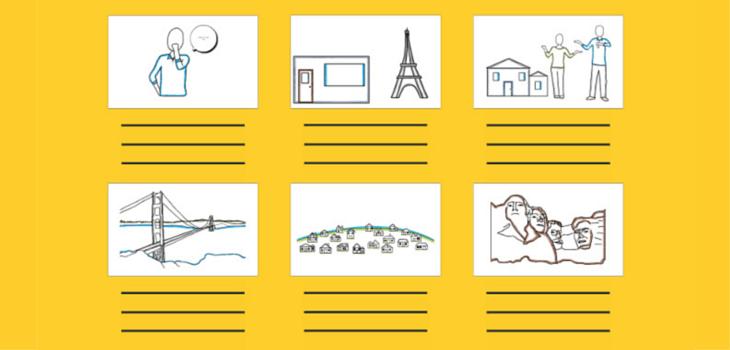 7 Bước tạo Storyboard cho Video Marketing