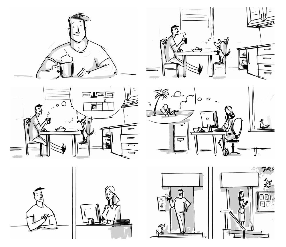 lý do cần sử dụng storyboard là gì