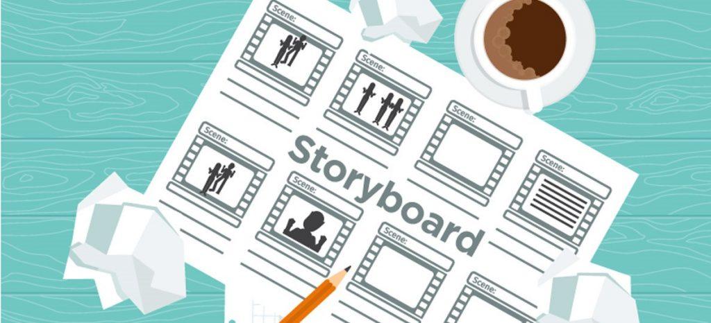 Tầm quan trọng củaStoryboard trong Video Marketing