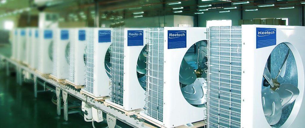 ập đoàn REE nổi tiếng với ngành kinh doanh cốt lõi là cơ điện công trình