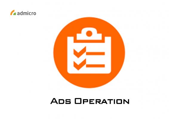 ads operation là gì