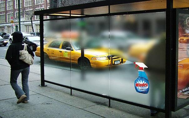 Kết quả hình ảnh cho ambient marketing là gì
