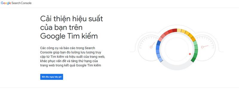 cách cài đặt Google Search Console 01
