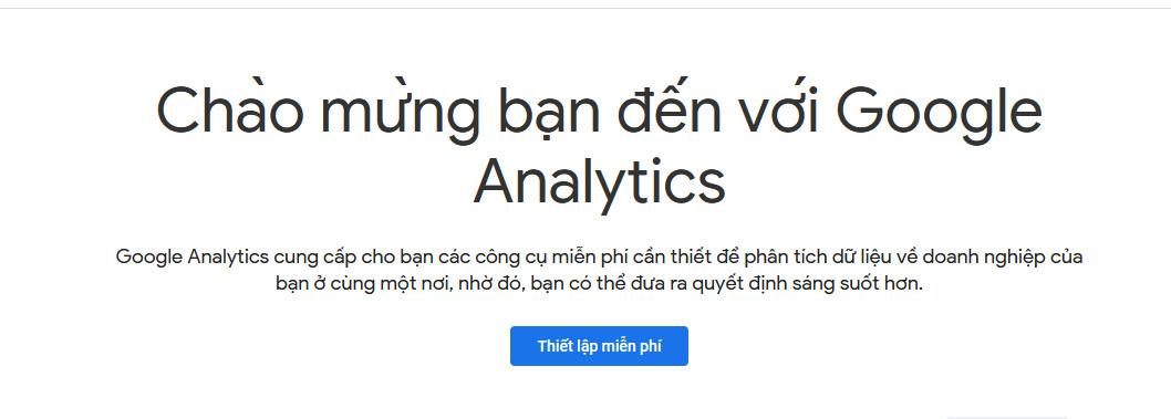 cách cài đặt google Analytics cho wordpress 02