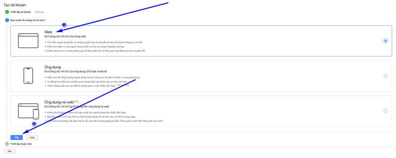 cách cài đặt google Analytics cho wordpress 04