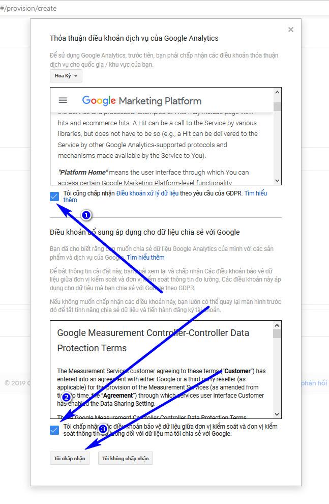 cách cài đặt google Analytics cho wordpress 06