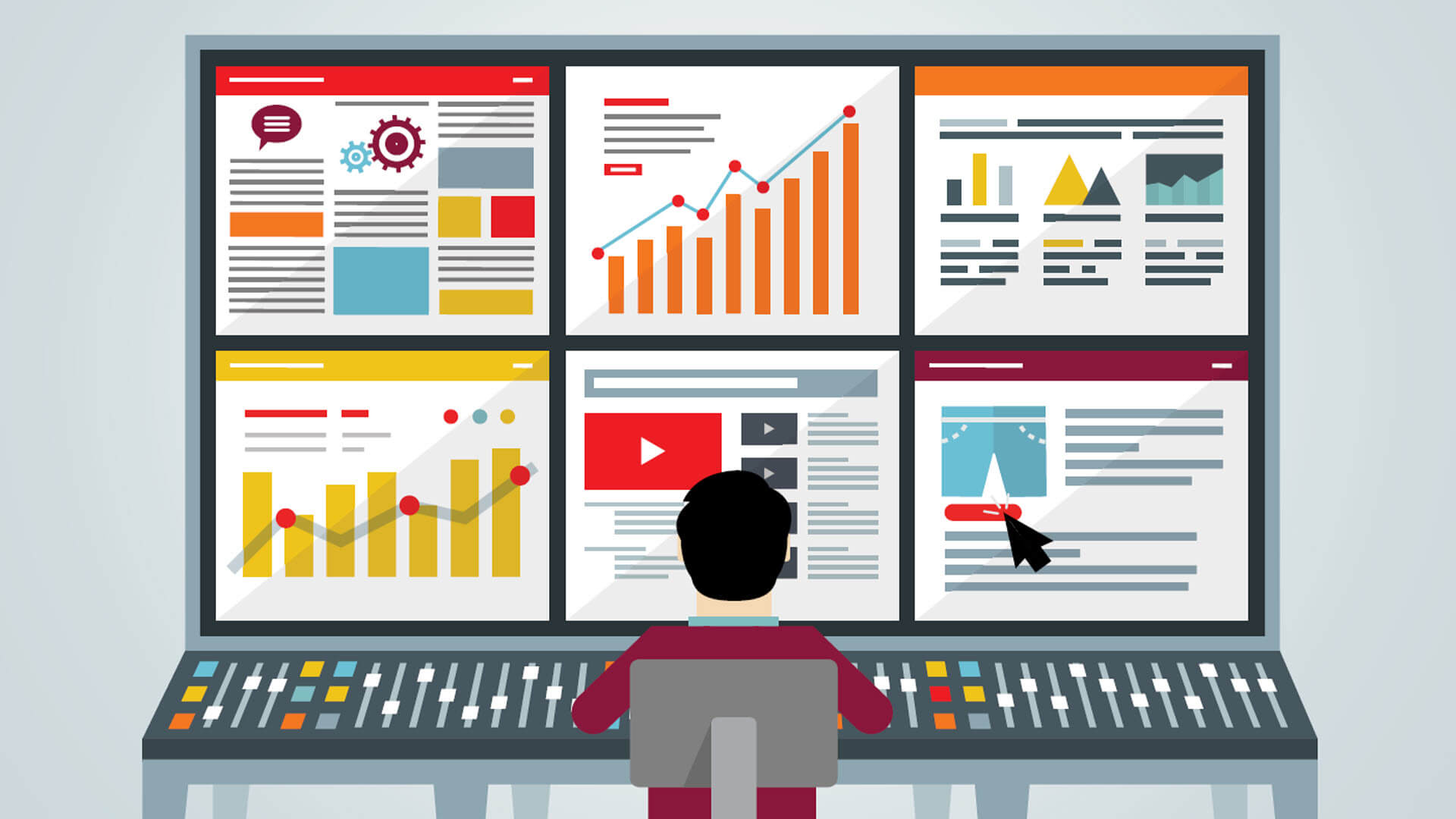 Programmatic advertising là gì? Programmatic advertising đóng vai trò quan trọng trong chiến dịch truyền thông online