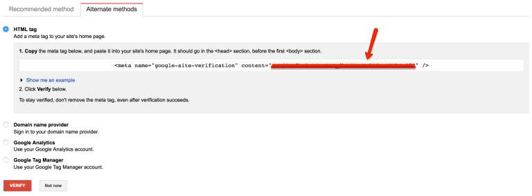 Làm cách nào để gửi sơ đồ trang web của bạn tới Google? - Ảnh 1
