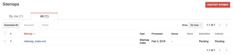 Làm cách nào để gửi sơ đồ trang web của bạn tới Google? - Ảnh 7