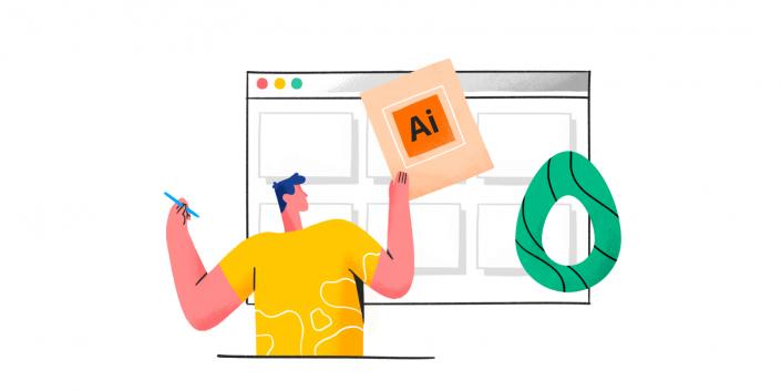Adobe Illustrator - Công cụ thiết kế logo chuyên nghiệp nhất