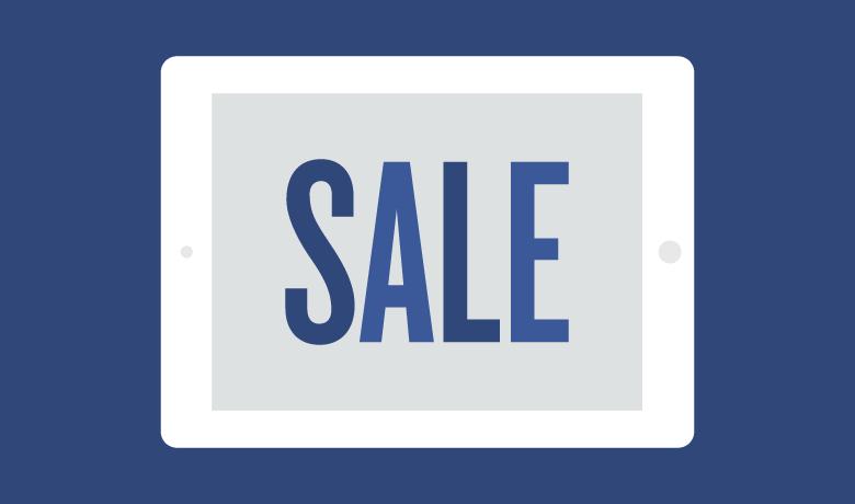 Chiến lược bán hàng trên Facebook: Hiển thị sản phẩm của bạn trên Facebook và cung cấp phiếu giảm giá (Ảnh: Sprout Social)