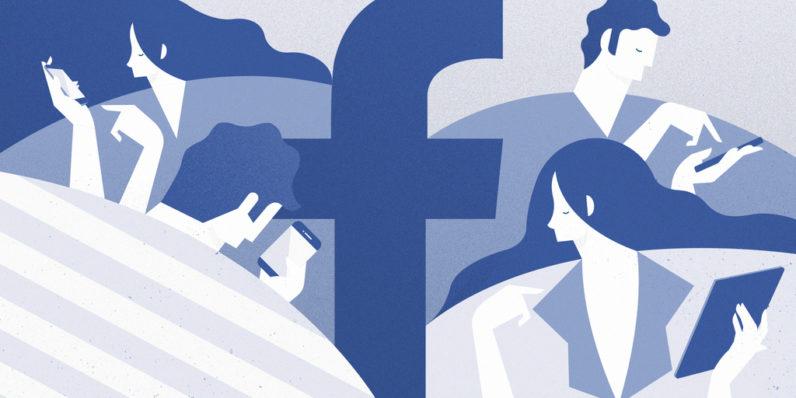 Chiến lược bán hàng trên Facebook: Tạo nhóm/cộng đồng liên quan đến sản phẩm hoặc dịch vụ của bạn (Ảnh: The Next Web)