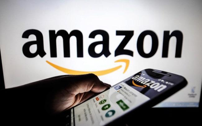 Mẫu logo đẹp từ thương hiệu Amazon