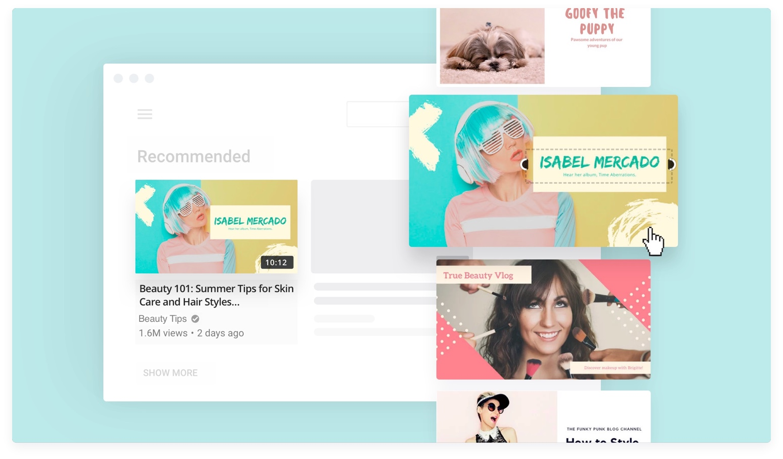 Thumbnail là gì? Định nghĩa thumbnail là gì?
