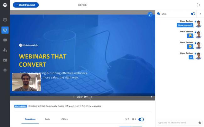 ính năng của Webinar là gì? Hướng dẫn sử dụng Webinar