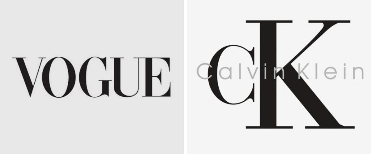 25 loại font chữ thiết kế logo kinh điển các designer cần biết