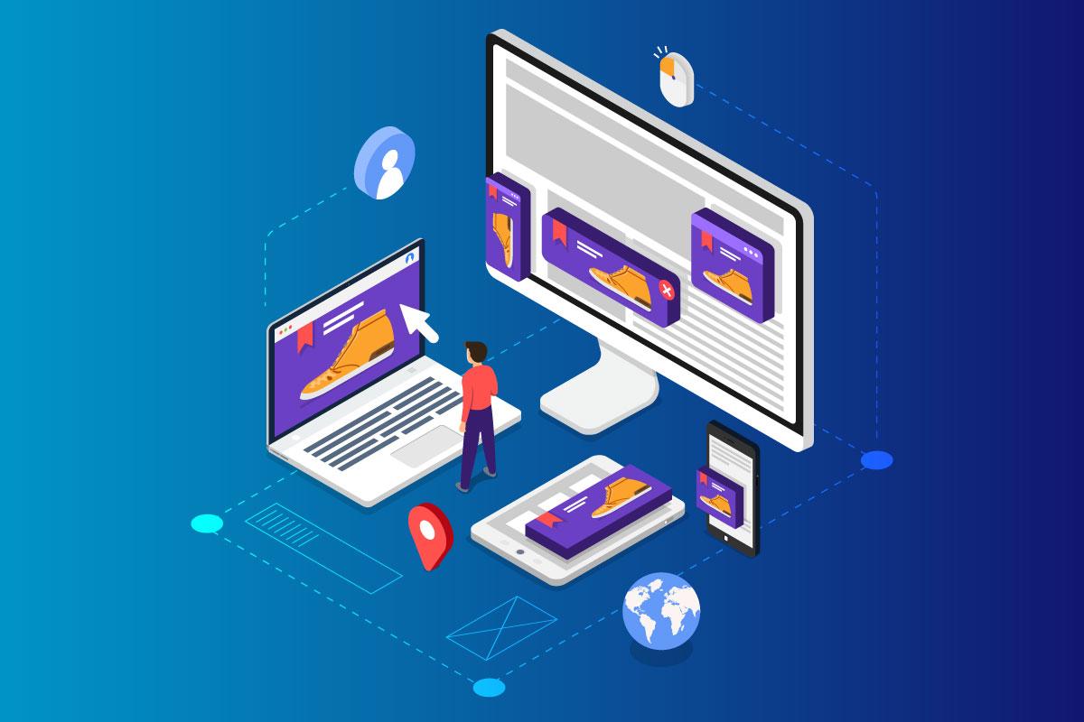 Bán hàng online trên Website E-commerce