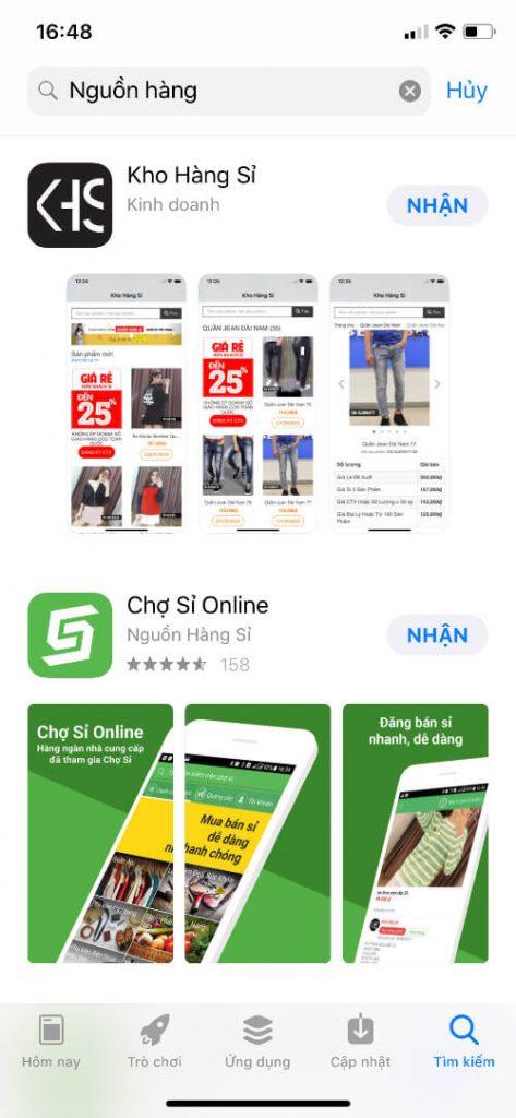nguồn hàng ở đâu để phục vụ kinh doanh online?
