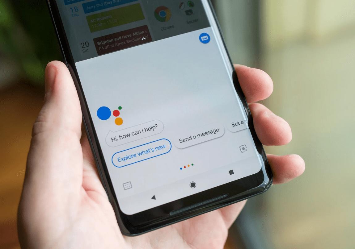 Thiết bị tương thích với google assistant