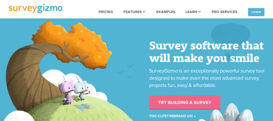 Công cụ khảo sát thị trường Survey Planet