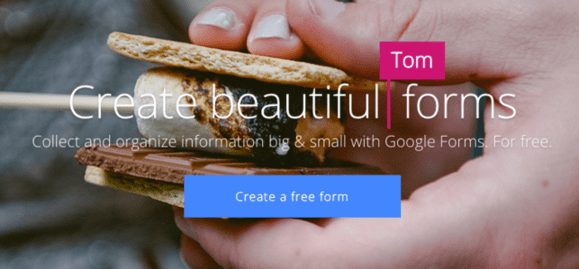 Công cụ khảo sát thị trường Google Forms