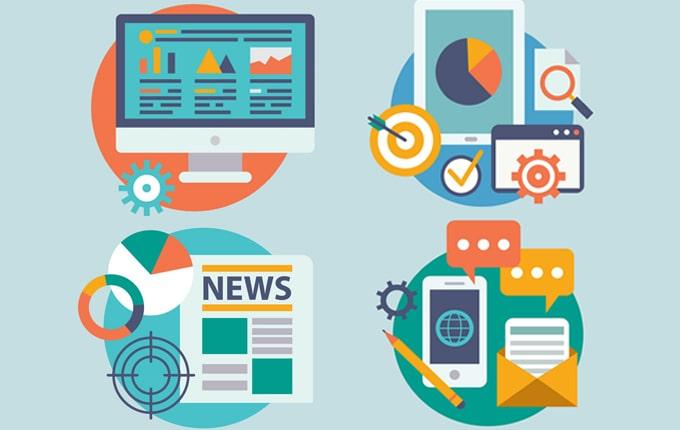 Marketing Online đang phát triển mạnh mẽ